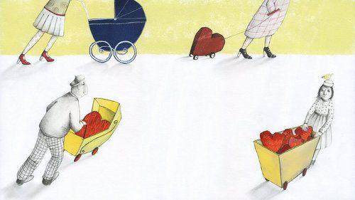 bambini carrozzine