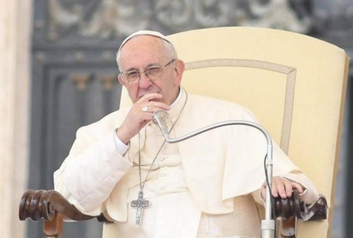 Dear Pope Francis, desperation has never been a justification for Jews