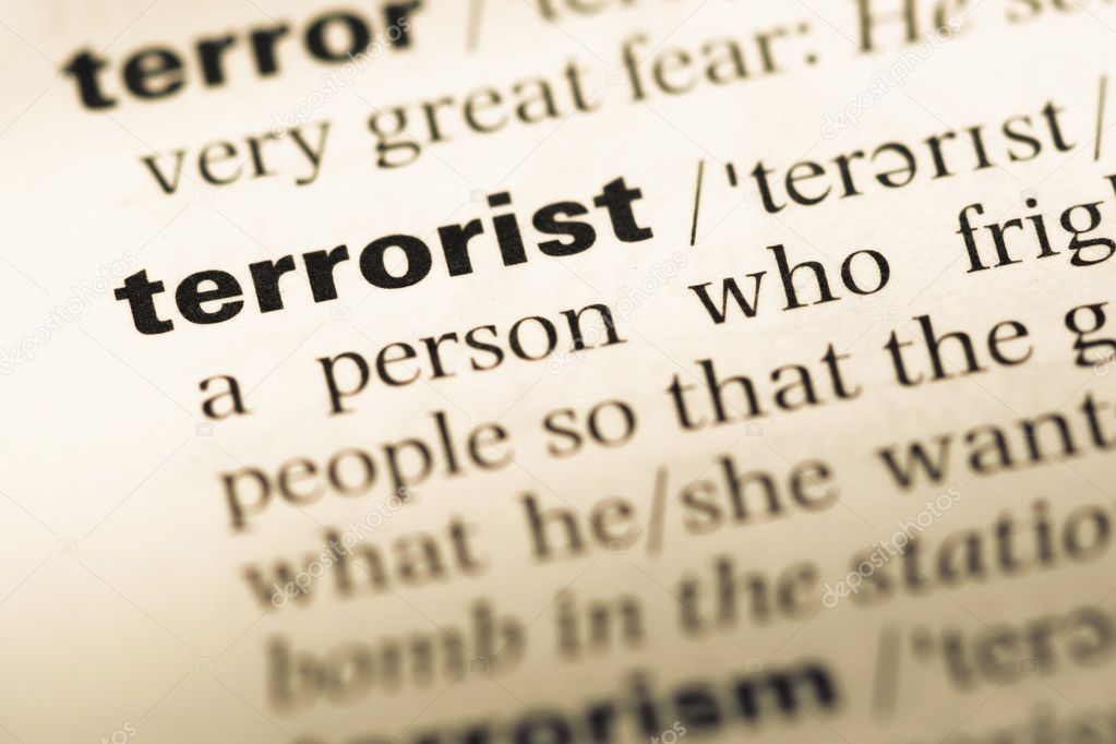 Why the world is so afraid to use the word 'terrorist'