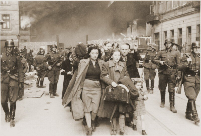 October 1943. When the Holocaust arrived to the Ghetto of Rome