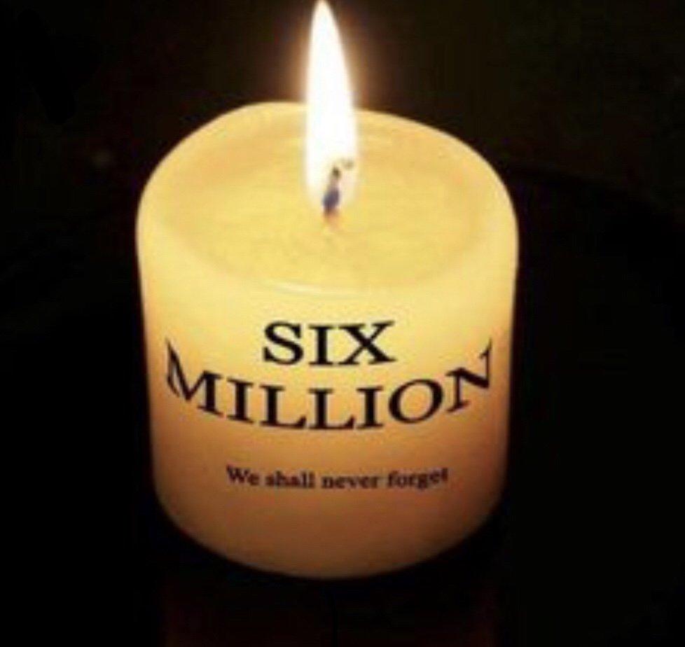 Non accendete candele a Yom Hashoà