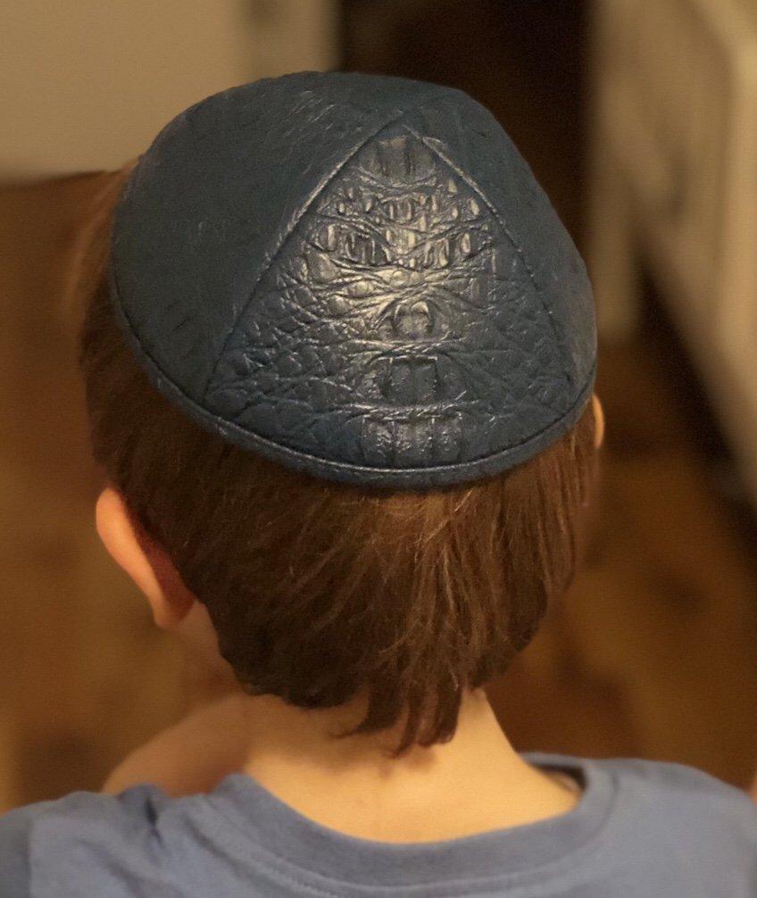 La kippah degli ebrei è il simbolo del fallimento della democrazia