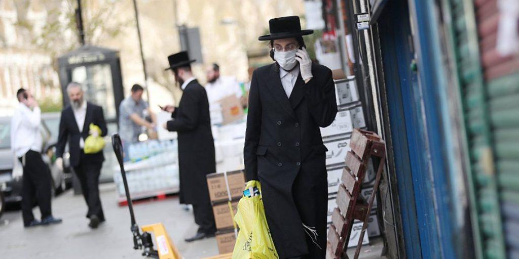 Il Coronavirus e le strane coincidenze con gli ebrei